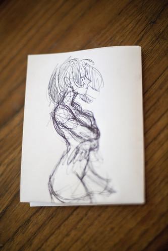 Ballpoint doodle 2011 by blackaller