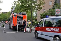 Küchenbrand Kostheim 30.04.11