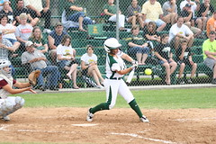 Baytown Lee vs LC-M 075 (The Orange Leader) Tags: school orange high texas little baytown leader cypress softball lcm mauriceville ganders baytownleevslcm