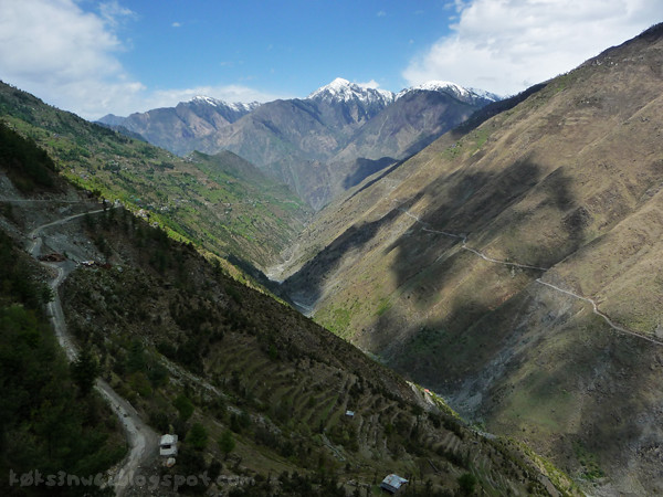 The Road to Bharmour
