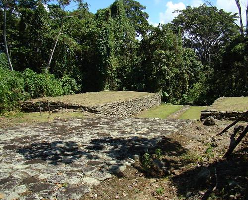 Entrance, Guayabo National Monument