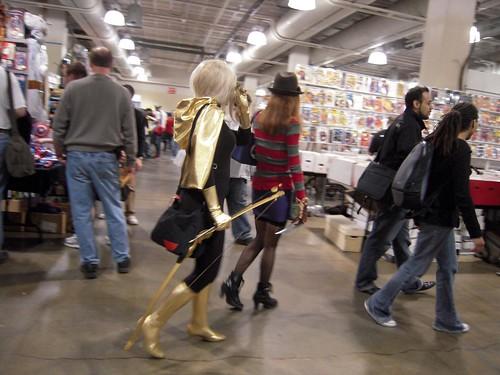 costume crew
