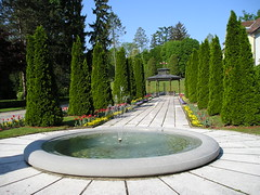 Radenci, Slovenia (jasna18) Tags: park water olympus slovenia mineral slovenija source voda slatina mineralna radenska radenci vrelec