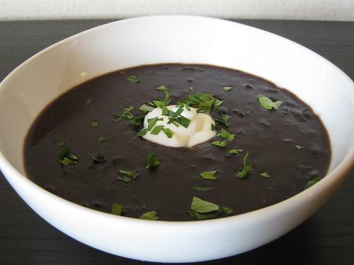 Smitten Kitchen Black Bean Soup