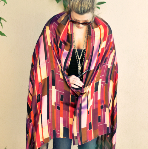 DIY shawl 2-2