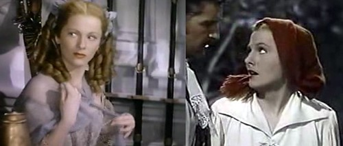 La dama y el pirata Makeover