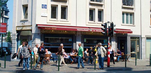 Restaurante de la Bourse