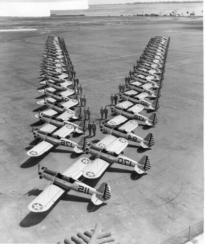 04-01062 Ryan Military Flying School PT Trainers
