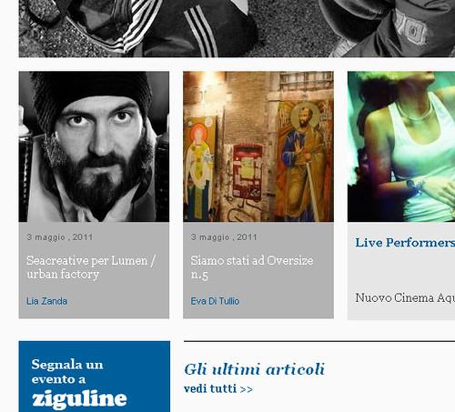 eikonprojekt347 @ ziguline (recensione) by OMINO71