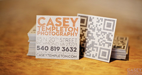 2011 CTP Business Cards
