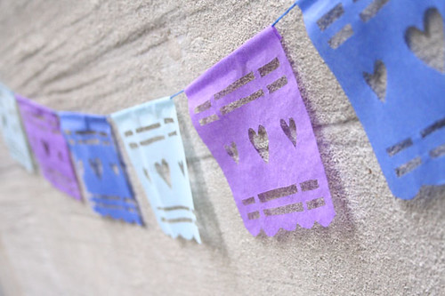 DIY Papel Picado