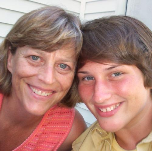 Me and Mom 2005