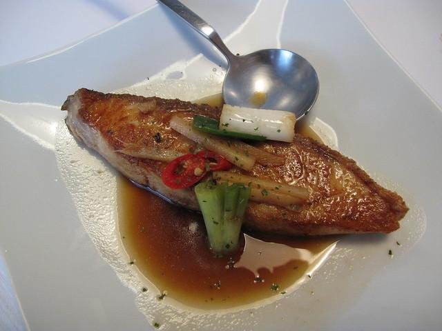 紅燒海鱺魚