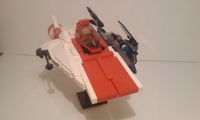 A-wing Ugly