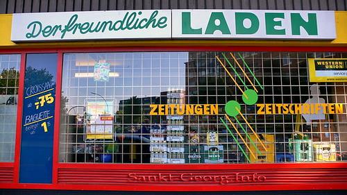 Freundlicher Laden