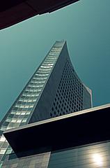 Leipzig...hoch hinaus (Fotoartdiary (jackynana)) Tags: leipzig architektur hochhaus uniriese sommertag stadtrundrang