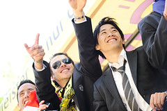 Dortmund parade (sunpo_life) Tags: sports sport japan germany japanese football nikon fussball soccer  futbol kagawa dortmund futebol bundesliga meister
