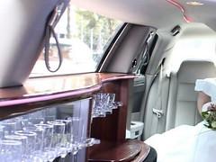 Chrysler 300C Stretchlimo (Innen)