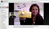 Project update Skype meeting. (JulianBleecker) Tags: people chocolate iso skype nearfuturelaboratory dawnlozzi driftdeck unknownflash