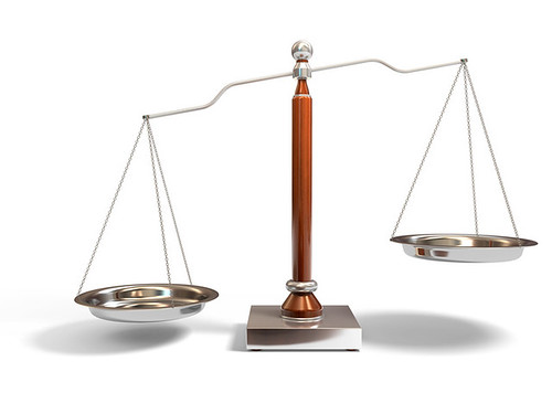 balance scale by winnifredxoxo, on Flickr