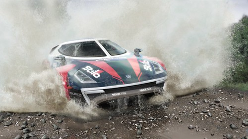 DiRT 3 Battered Battersea Compound Missions Guide