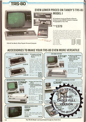 Tandy 1981(32) (gusset) Tags: toys retro electronics 1981 catalogue hifi tandy microcomputer