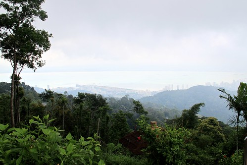 Penang Hill View