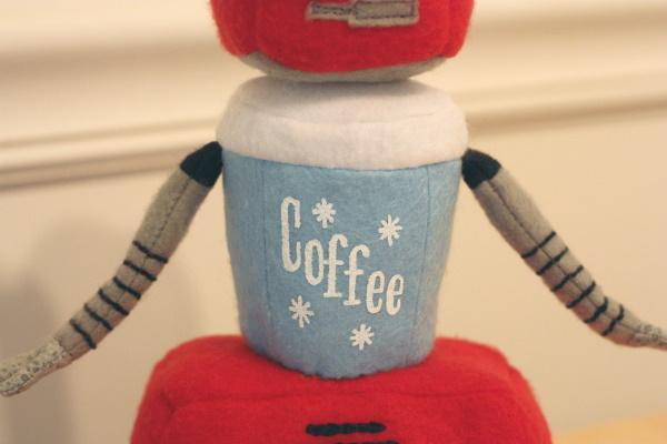 Caroline's Robot, 5