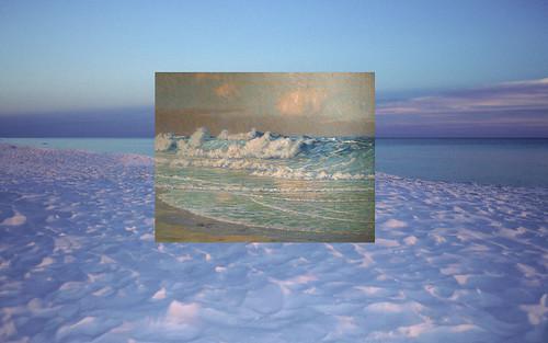 Opalescent Beach