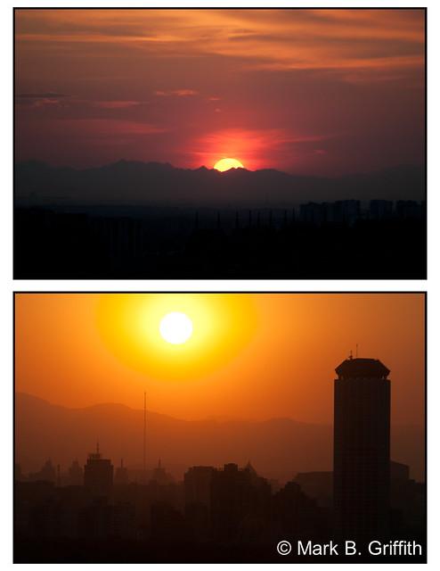 Sunrise Sunset