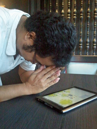 We love Android Tablet