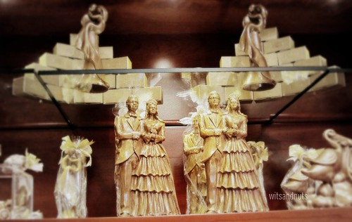 Edible wedding toppers, Rocky Mountain Chocolate Factory, The Souk, Abu Dhabi