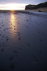 Footsteps to the Sky (little_frank) Tags: travel winter light sunset wild cliff mountain cold reflection ice nature beautiful beauty rock wonderful landscape island frozen iceland islandia amazing sand scenery europe heaven solitude paradise alone loneliness peace place desert natural horizon hill north dream dramatic rocky surreal peaceful tranquility arctic adventure mount journey silence land footsteps dreamy lonely nordic rough wilderness idyll northern setting exploration barren plain idyllic heavenly footstep vastness islande wasteland icelandic marvellous islanda endoftheday immensity skogar skgar sudurland sland