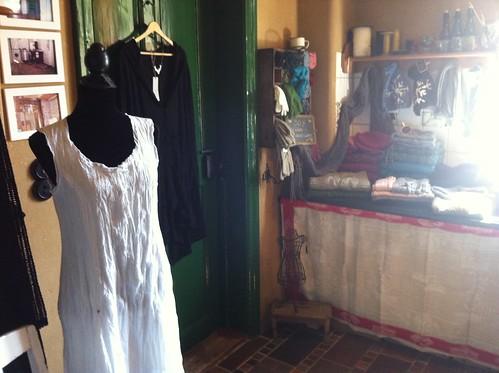 Im Museumsdorf Glashütte bei Baruth