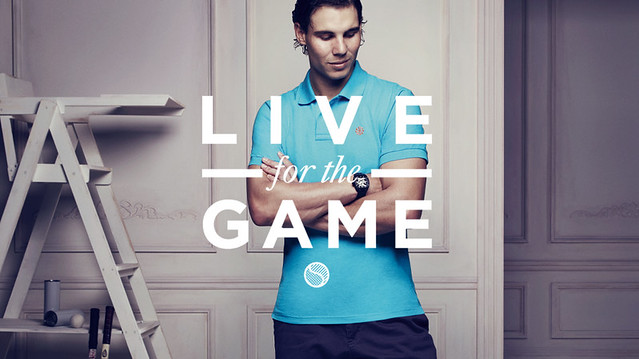 Rafael Nadal - Live for the game
