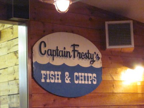 Capt. Frosty's