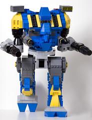 Devastator (pinto4402) Tags: lego mechwarrior mech battletech devastator assaultmech