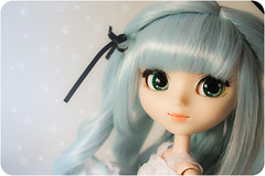 Your own kind of blue (Aienhime) Tags: doll pullip angelique mayumi neoangelique