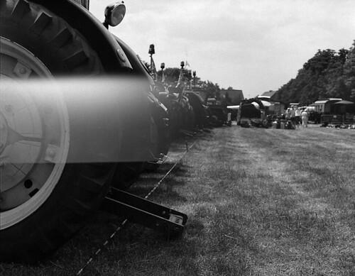 Tractors / Belgium by BeccaG