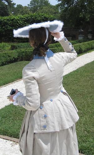 Linen Riding Habit