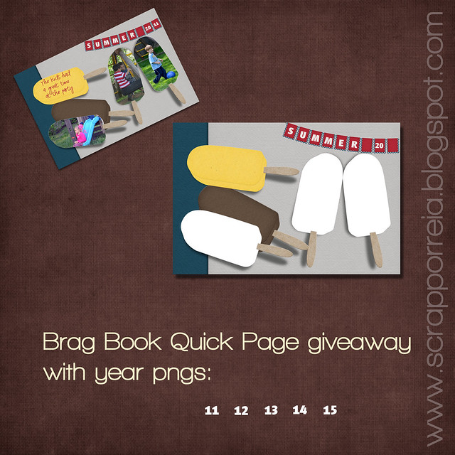 Brag Book QP 2 Giveaway preview