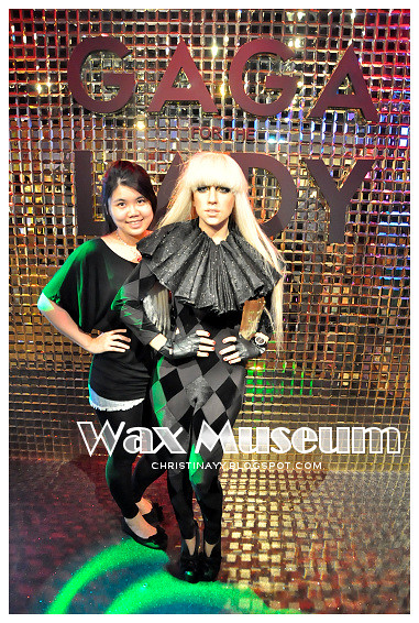 Hong Kong Trip Day 3: Madame Tussauds Wax Museum at The Peak