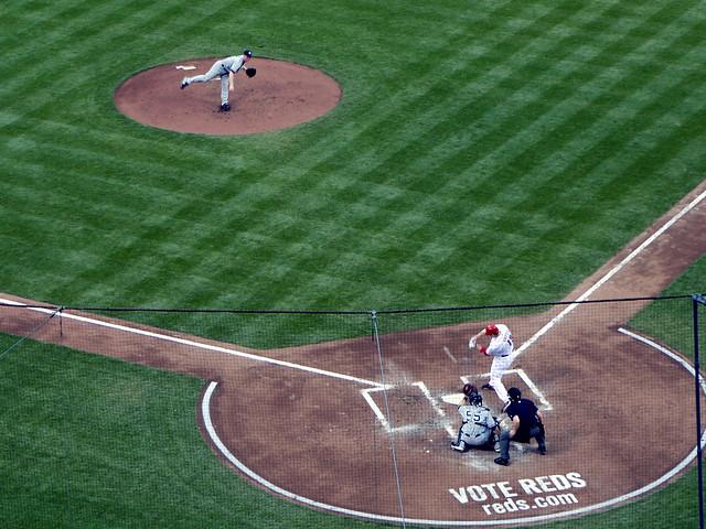 Reds vs Yankees