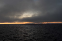 Nordaustlandet (Elvar H) Tags: arcticocean helmerhansen nordaustlandet siarctic fog sunset