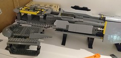 SHIPtember WIP Exodus CB (lingonfil) Tags: shiptember wip lego microspace