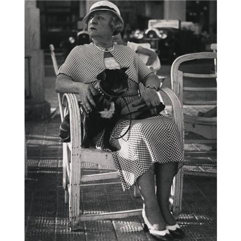 Lisette Model, Promenade des Anglais, 1937