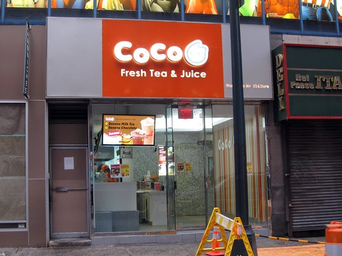 Coco Bubble Tea & Juice