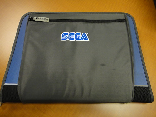 SEGA Director's Notebook
