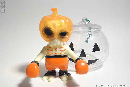 Secret Base - Pumpkin Brain (PB-02)