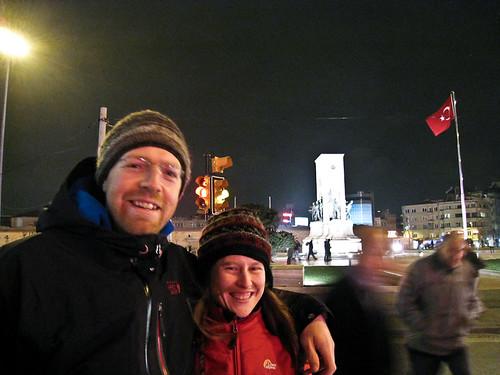 Julien + Michelle - Taksim